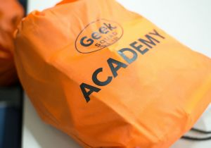 GEEK SQUAD ACADEMY Bag