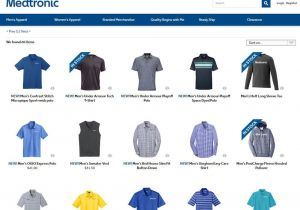 MEDTRONIC SHIRTS