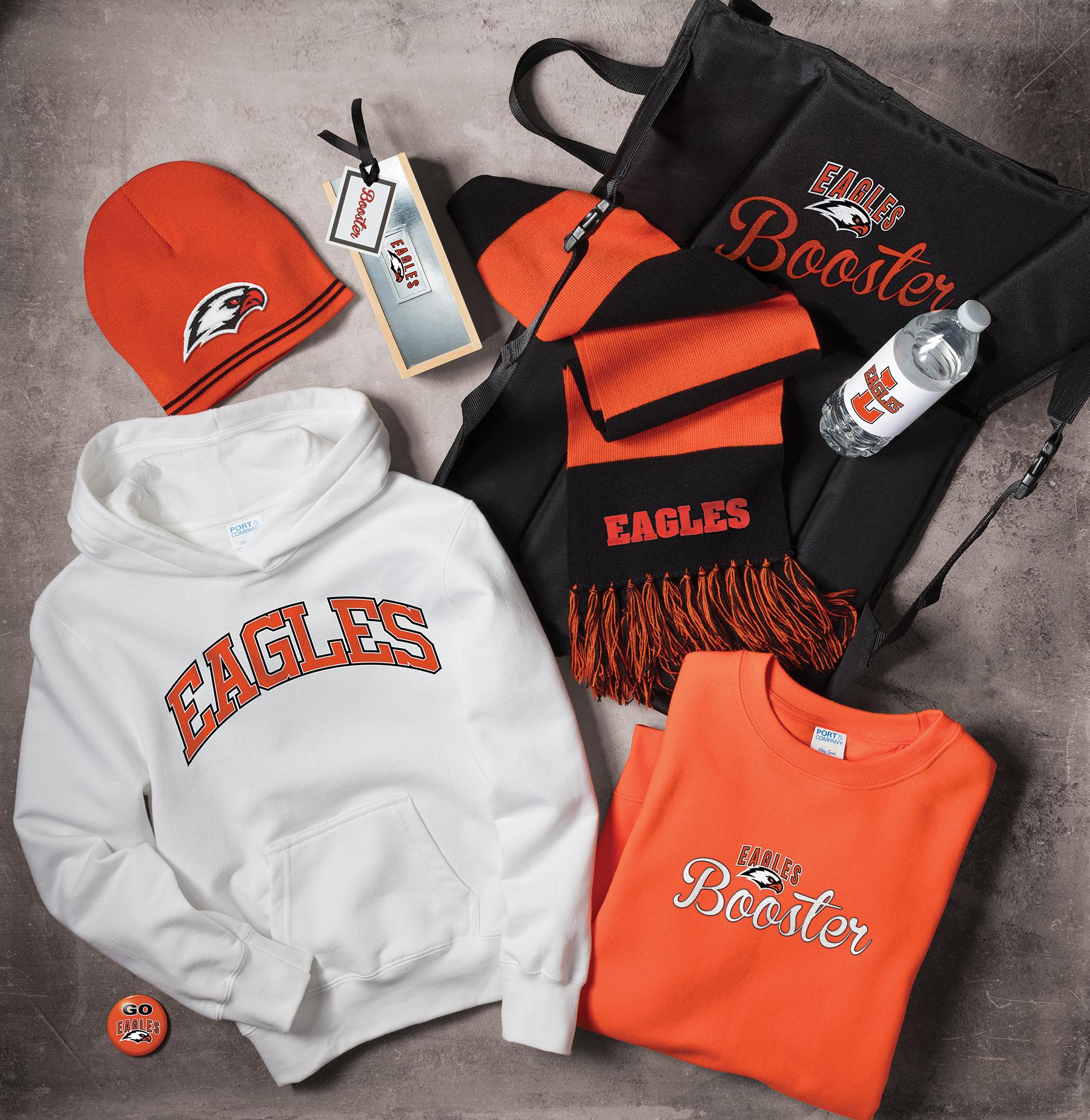 Sports + Spiritwear