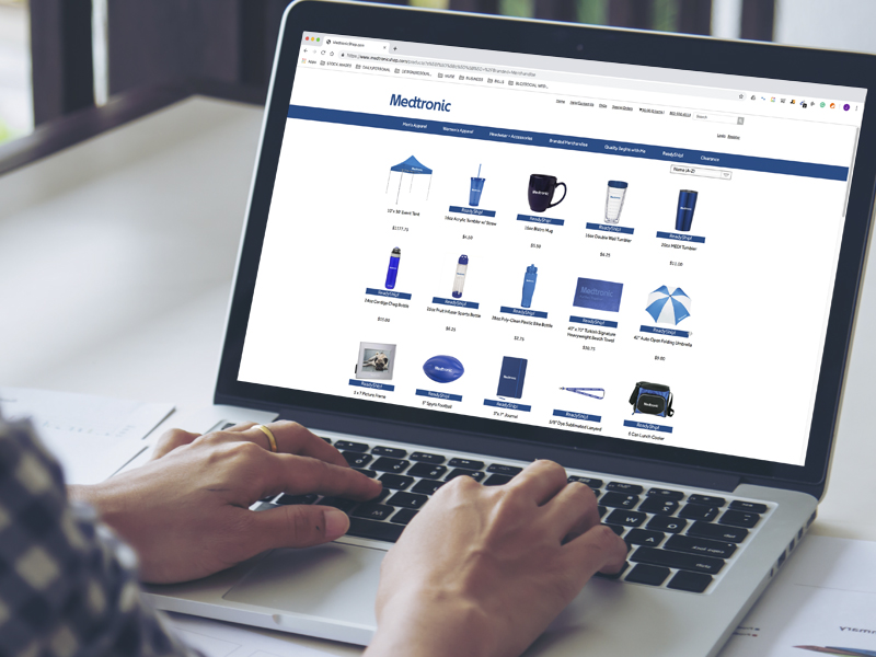 eCommerce Company Store Merchandising and Management