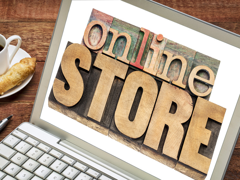 Online Company Store Merchandising and Management